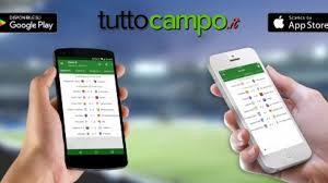 Scarica l'app di tuttocampo: tutto il calcio dilettantistico ...