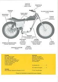 msolis vintage motorcycle 1977 dt 250 scramblers vintage