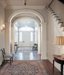 White foyer pendant lighting candle Lantern Arched Entryway Entry Victorian With Thick Doorway Traditional White Front Door Pendant Lights Wall Sconces Single Candle Sconce Light Articulating Arm Lamp Becky Robinson Arched Entryway Entry Victorian With Thick Doorway Traditional White