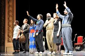 Image result for nishtiman la voix des kurdes