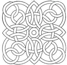 Geometric Color Pages Geometric Coloring Pages Pattern Color Sheets