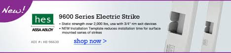 adi electric strikes Hes 9600 12 24d 630 Wiring Diagram Hes 9600 12 24d 630 Wiring Diagram #34 HES 9600 Cut Sheet