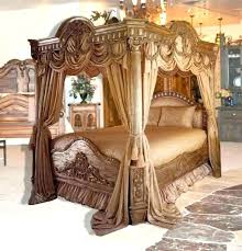queen size canopy bed curtains – bccjourney.info