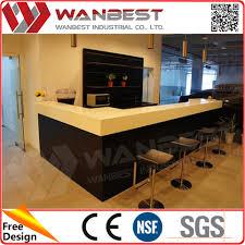 Simple Bar Counter Design New Design Commercial Modern Bar Table Portable Restaurant