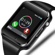 2019 NEW <b>LIGE Smart</b> Watch Men <b>Bluetooth</b> Pedometer Stopwatch ...