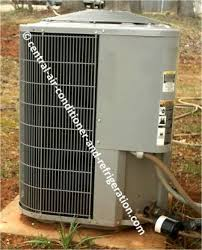 air conditioning outside unit. air conditioning outside unit g
