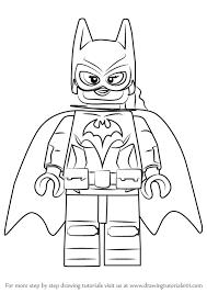 Drawn Batgirl Lego Free Clipart On Dumielauxepicesnet