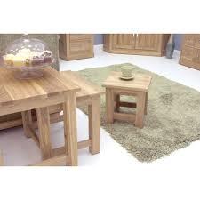 mobel oak nest of 3 coffee tables baumhaus mobel solid oak 3