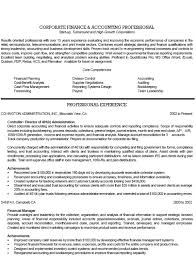 Tax Accountant Resume Beauteous Corporate Accountant Resume Mike's Blog