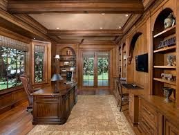 office wood paneling. Classic Home Office. Office Traditional With Wood Paneling Sheer Single Panel Curtains U L