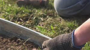 garden borders made easy formboss metal garden edging puts you in control of your garden design you