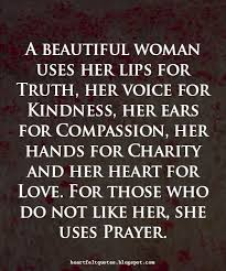 Quotes For A Beautiful Woman Best Of A Beautiful Woman Heartfelt Love And Life Quotes