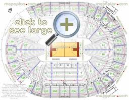 Mgm Garden Arena Seating Chart Rows Auburn Hills Palace Seating Chart Seating Chart