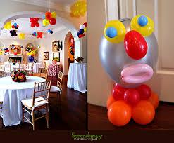 balloon decoration ideas birthday party home tierra este 16220