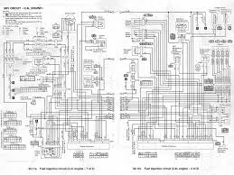 wiring diagrams fuel injection circuits