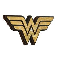 Magnets - Logo Wonder Woman – ARCH Collection