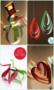 12 Homemade Christmas Ornament Ideas Christmas DIYChristmas Ornament Craft Ideas