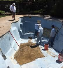 exquisite resurfacing fiberglass pools