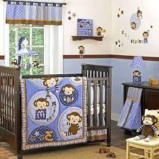 monkey decor for baby room crib bedding boys baby boy bedding boy crib bedding sets carousel
