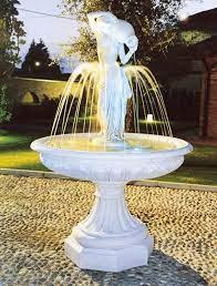 fountain fountains garden fountains