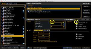 Trendxplorer Thinkscript Code For Mcclellan Summation Index