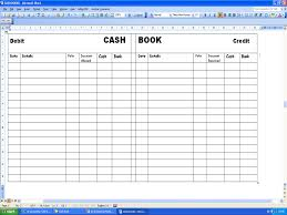 Free Excel Accounting Templates Small Business Template