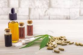 U.S. FDA Addresses Issues Concerning Food and Dietary Supplements  Containing CBD