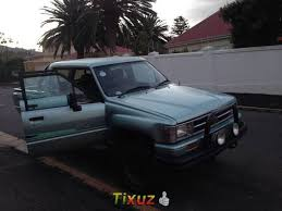 Toyota Hilux Double Cab 1997 petrol 4Y engine 4X4 . R70 000 cash.
