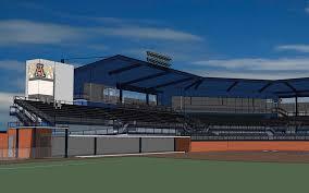 Kino Sports Complex Seating Chart University Of Arizona Hillenbrand Stadium Martin White