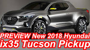 2018 hyundai truck. exellent truck prvia nova hyundai tucson ix 35 pickup 2018  santa cruz crossover   youtube on hyundai truck