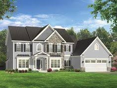 exterior colonial house design. 57 Best Colonial House Plans Images On Pinterest In 2018 | House  Plans, Floor Plans And Floor Exterior Colonial Design