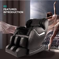 massage chair au. au genuine real relax full body massage chair recliner zero gravity foot rest au