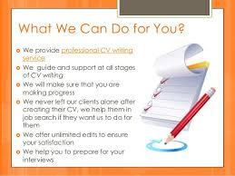Curriculum Vitae Writing Service Cool Professional Curriculum Vitae Writers ‒