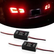 Universal Third Brake Light Details About Universal Third Brake Light Stop Light Pulsing Strobe Flashing Module Controller