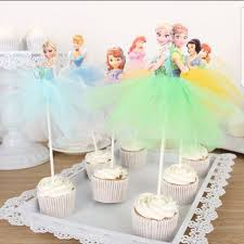 Disney Princess Cake Topper Everything Else On Carousell