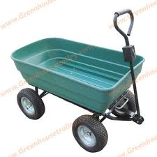 trolley garden dump cart garden utility
