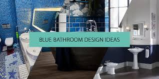 bathroom ideas 15 blue bathrooms