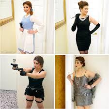 4 easy costume ideas