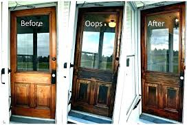 staining front doors how to door stain wood grade entry stained glass nz