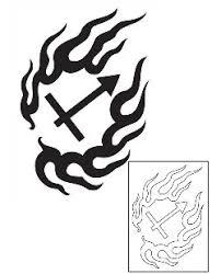Tattoo Johnny Sagittarius Tattoos