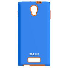 Rush Star Wireless.BLU LIFE 8 BLU/ORA CASE