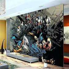 comic book wall art comic wall art crafty design comic wall art home pictures justice league