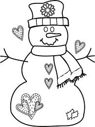 Santa Coloring Pages Printable Free With Christmas Stockings These