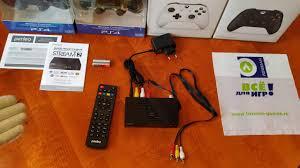 <b>Perfeo Stream</b>-<b>2 DVB</b>-<b>T2</b>/C цифровой ресивер с дисплеем и Wi-Fi ...