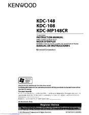 kenwood kdc 108 manuals kenwood kdc 108 instruction manual