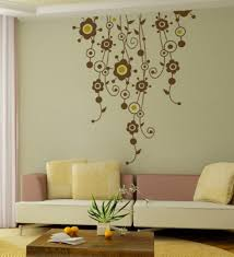 Art Decor Designs Innovation Design Wall Art Decor Designs Floral Vines Sticker Ideas 10