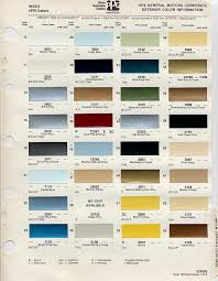 Aston Martin Color Chart Auto Color Chips Color Chip Selection Car Paint Colors