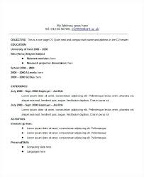Objective For It Professional Resume Sap Consultant Format Resume ...