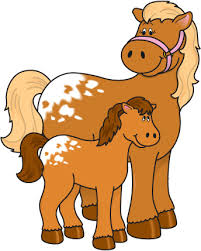 Image result for horses clipart