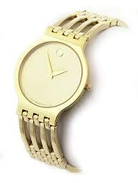 movado esperanza men s 18 kt gold plated watch shipping movado esperanza men s 18 kt gold plated watch